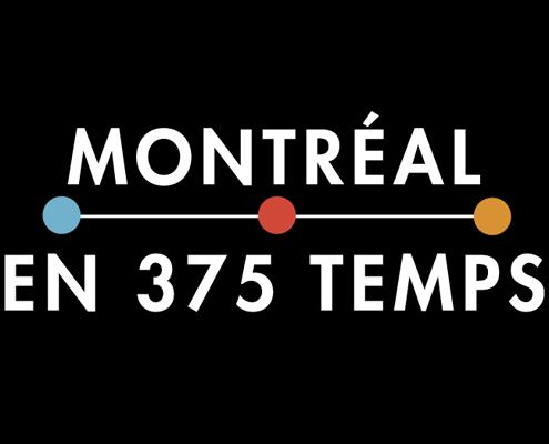 Montréal en Histoires - Archives