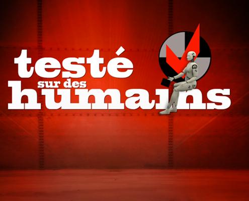 Testé sur des humains