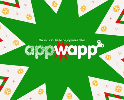 Appwapp - Carte de Noel 2016