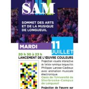 Sommet des Arts et de la Musique de Longueuil