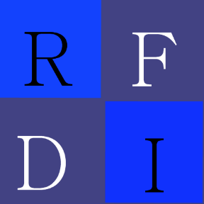 RFDI logo